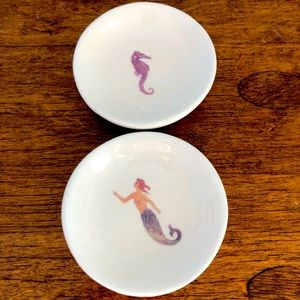 Tiny  Artisan crafted dishes